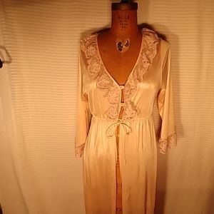 Vintage long negligee